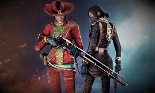 WindRose: Геймплей «Shooter, RTS»