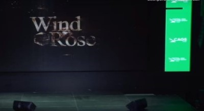 Wind Rose «Central Asia Games Show CAGS 2020»